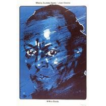 Miles Davis - Jazz Greats Waldemar Świerzy Polnische Plakate