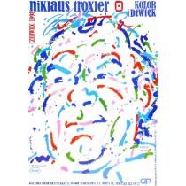 Niclaus Troxler Waldemar Świerzy Polnische Plakate