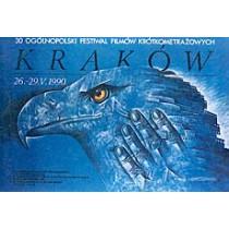 Kurzfilmfestival Leszek Wiśniewski Polnische Plakate