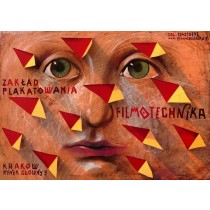 Filmotechnika  Polnische Plakate