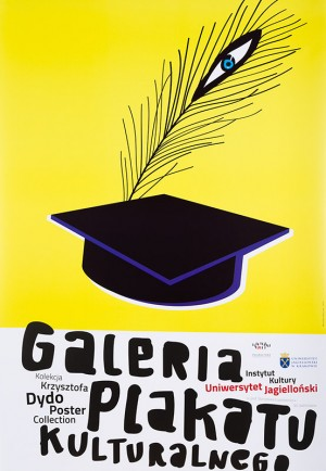 Kulturplakats Galerie Mirosław Adamczyk Polnische Plakate
