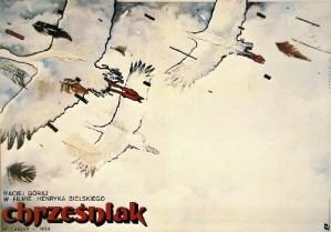 Patenkind Henryk Bielski Witold Dybowski Polnische Plakate