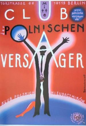 Club der Polnischen Versager Roman Kalarus Polnische Plakate