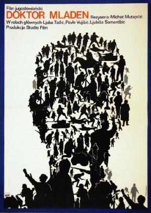 Sperrfeuer auf Planquadrat X Midhat Mutapdzic Jacek Neugebauer Polnische Plakate