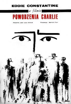 Viel Glück, Eddie Jean-Louis Richard Jacek Neugebauer Polnische Plakate