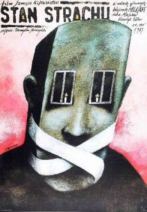 Angstzustand Janusz Kijowski Andrzej Pągowski Polnische Plakate