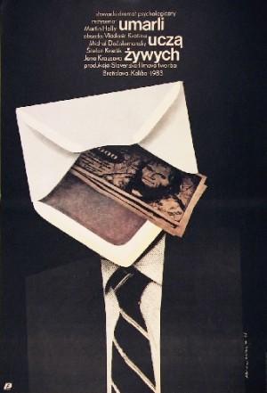 Gekauftes Leben Martin Holly Andrzej Nowaczyk Polnische Plakate