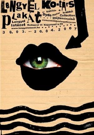 Lengyel Plakat Kortars Monika Starowicz Polnische Plakate
