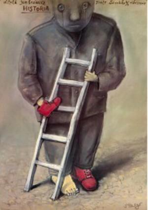 Geschichte Witold Gombrowicz Stasys Eidrigevicius Polnische Plakate