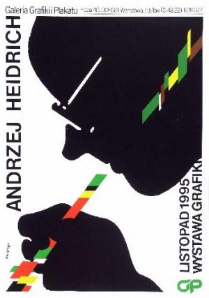 Andrzej Heidrich Waldemar Świerzy Polnische Plakate