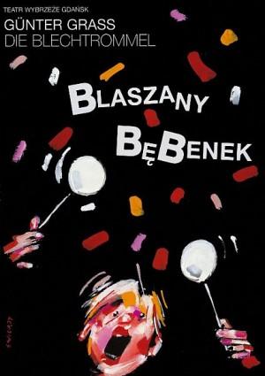 Blechtrommel Waldemar Świerzy Polnische Plakate