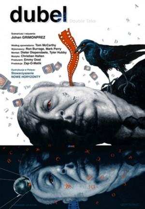 Double Take Leszek Wiśniewski Polnisches Filmplakat