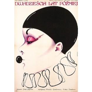 Zwanzig Jahre später Yuri Yegorov Danuta Baginska-Andrejew Danka Polnische Filmplakate