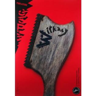 Plakatausstellung Tomasz Bogusławski Zakopane Tomasz Bogusławski Polnische Ausstellungsplakate