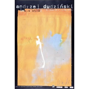 Andrzej Dudziński 2004 Andrzej Dudziński Polnische Ausstellungsplakate