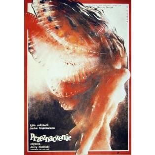 Vorsehung Witold Dybowski Polnische Filmplakate
