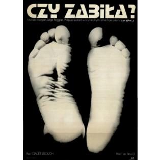 Katze jagt die Maus Jakub Erol Polnische Filmplakate