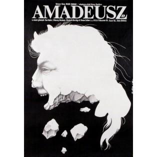 Amadeus Jakub Erol Polnische Filmplakate