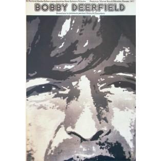 Bobby Deerfield Sydney Pollack Jakub Erol Polnische Filmplakate