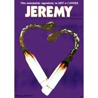 Jeremy Jakub Erol Polnische Filmplakate