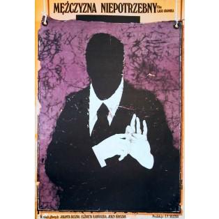 Bitternis der Liebe Jakub Erol Polnische Filmplakate