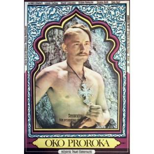 Auge des Propheten 1.Teil: Der Diamant Jakub Erol Polnische Filmplakate