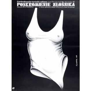 Zahm für einen Sommer Marie Polednakova Jakub Erol Polnische Filmplakate
