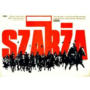 Charge, or Recalling the Canon Krzysztof Wojciechowski Jakub Erol Polnische Filmplakate