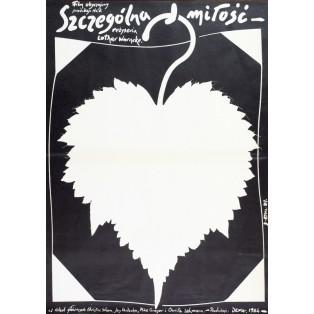 Arithmetik der Liebe Jakub Erol Polnische Filmplakate