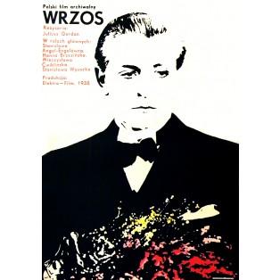 Heidekraut Juliusz Gardan Jakub Erol Polnische Filmplakate