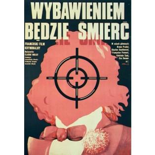 Contract Jakub Erol Polnische Filmplakate