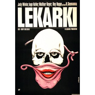 Ärztinnen Horst Seemann Jakub Erol Polnische Filmplakate