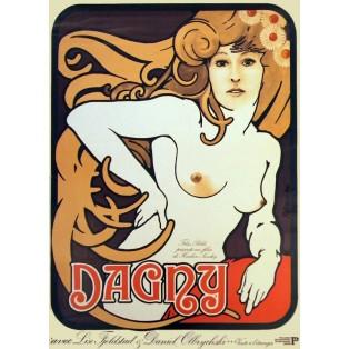 Dagny Jakub Erol Polnische Filmplakate