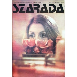 Charade Jakub Erol Polnische Filmplakate