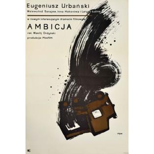 Big Ore Jerzy Flisak Polnische Filmplakate