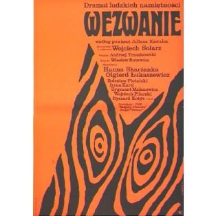 Anruf Wojciech Solarz Wiktor Górka Polnische Filmplakate