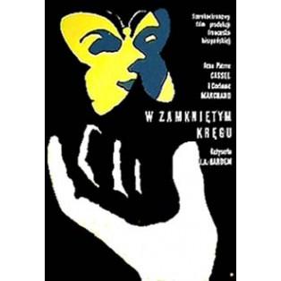 Frau ging vorbei Juan Antonio Bardem Wiktor Górka Polnische Filmplakate