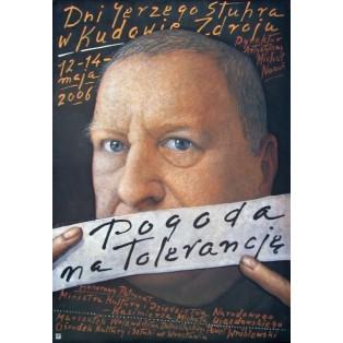 Jerzy-Stuhr-Tage Mieczysław Górowski Polnische Plakate