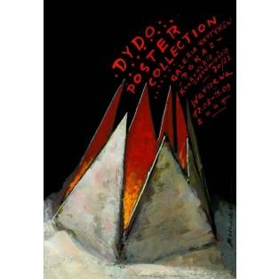 Kritikergalerie - Dydo Poster Collection Mieczysław Górowski Polnische Ausstellungsplakate