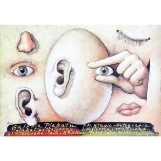 Kunstplakat, Kunstfotografie Mieczysław Górowski Polnische Ausstellungsplakate
