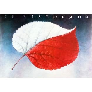 11.11.14 Wiesław Grzegorczyk Polnische Plakate