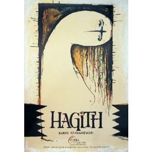 Hagith Ryszard Kaja Polnische Opernplakate
