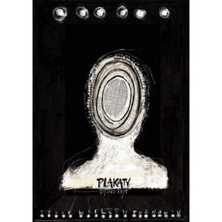 Plakaty Ryszard Kaja Ryszard Kaja Polnische Ausstellungsplakate