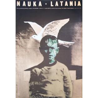 Absprung Sławomir Idziak Andrzej Klimowski Polnische Filmplakate