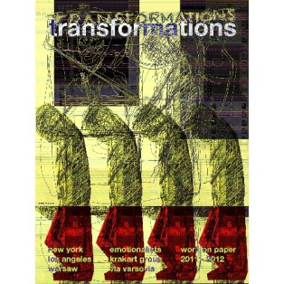 Tranformation Work on Paper Leonard Konopelski Polnische Plakate