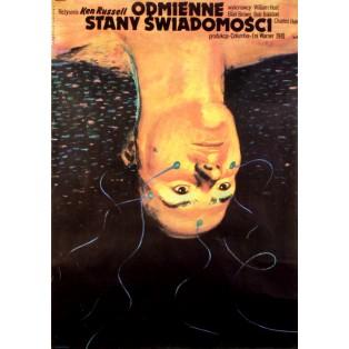 Höllentrip Andrzej Krzysztoforski Polnische Filmplakate