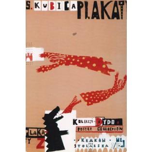 Sebastian Kubica Plakate Sebastian Kubica Polnische Ausstellungsplakate