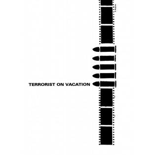 Terrorist on vacation Sebastian Kubica Polnische Plakate