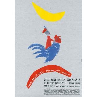 Polish Poster Week Ankara Sebastian Kubica Polnische Ausstellungsplakate