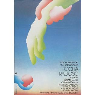 Stille Freude Mirosław Łakomski Polnische Filmplakate